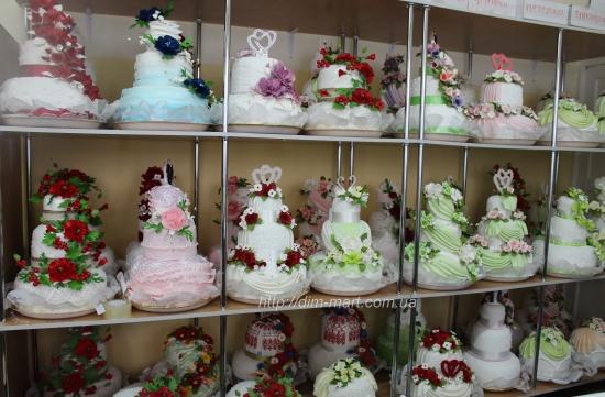 Випікаємо весільні торти та короваї на замовлення Рівне 00429b40afdb3