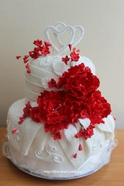 Солодка осінь. Трендові весільні торти