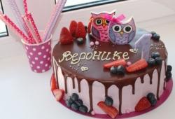 Оригінальні торти для дітей