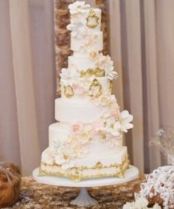 Весільні торти: без них не обійтися!