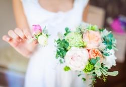 Тренди весняного весілля 2017року
