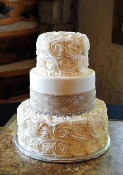 Весілля в стилі  «rustic»