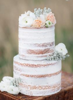 Весільні торти: нові ідеї 2017 року