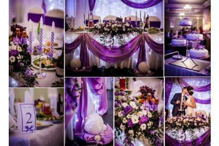 Тренд колірних рішень весілля в 2019 році