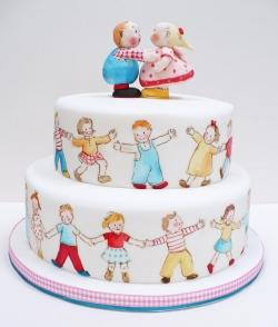 Торт для дитини - особливий підхід
