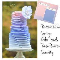Колір весілля 2016 року