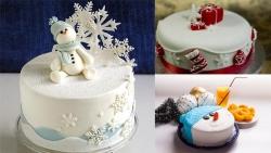 Торт для Нового Року