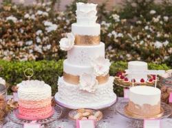 Коровайний дім «Март»: весільні торти як витвір мистецтва