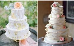 Весільні торти на замовлення
