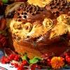 Весільний коровай - не простий хліб, а символічний!
