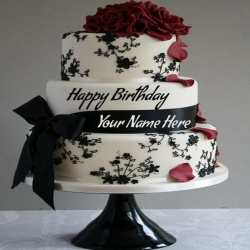Написи і ілюстрації на тортах