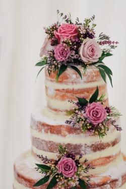 Весільний торт: як зробити красиво і смачно