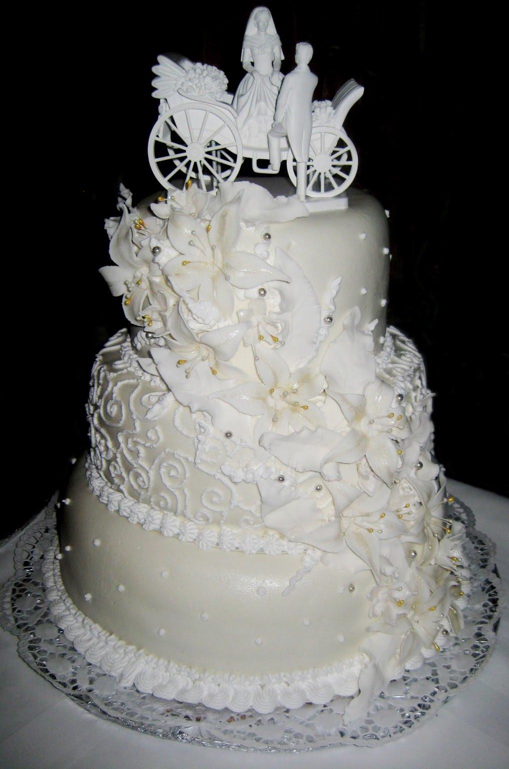 svadebnij tort